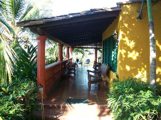 Casa Quero: Our casita at the finca del Quero
