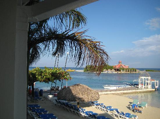 a391ba30fcadaa Sandals Royal Caribbean Resort and Private Island  View from Beachfront room