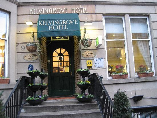 Kelvingrove Hotel: Highly recommended.