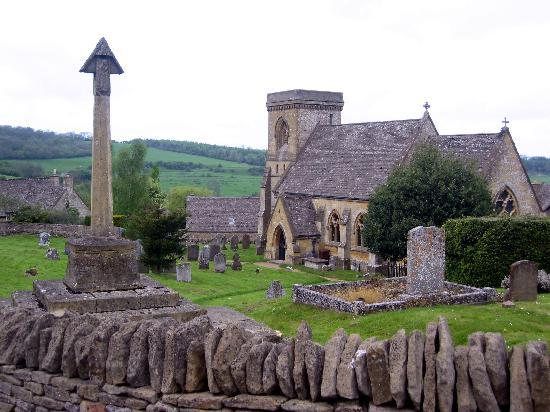 Cotswolds, UK: The village of Snowshill