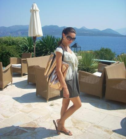 愛奧尼亞藍色小屋及溫泉度假飯店張圖片