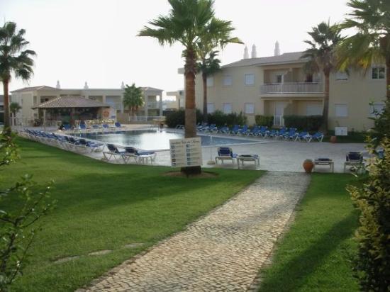 Jardins Vale de Parra: our pool