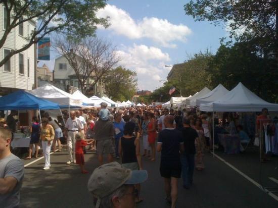 Davis Square Art Festival