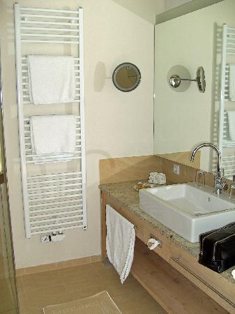 Biohotel Daberer: Badezimmer