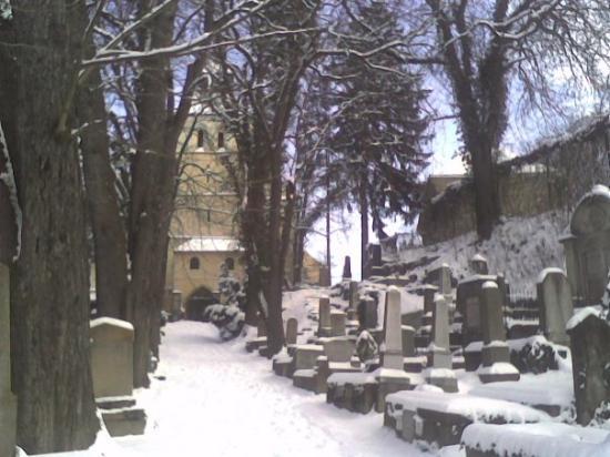 Sighisoara, Romania  Evangelischer Bergfriedhof