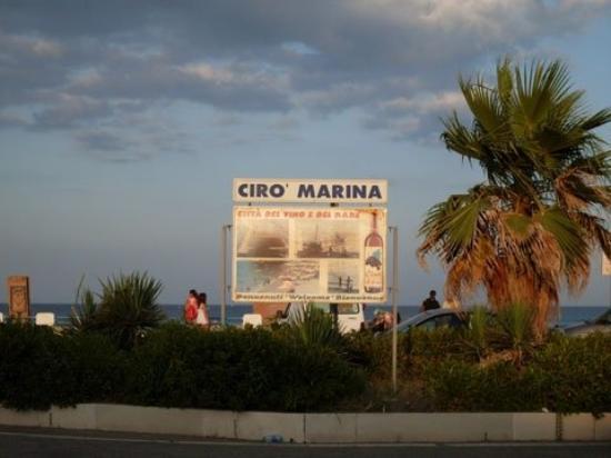 Чиро-Марина, Италия: Ciro Marina, Italy