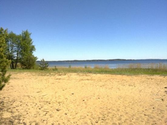 Hanko, ฟินแลนด์: Beach