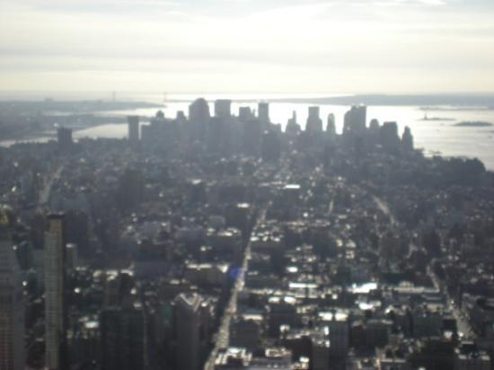102nd floor picture of empire state building new york for 102nd floor of the empire state building