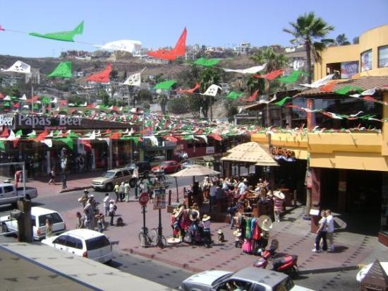 Downtown Ensenada As Seen From Papa S And Beer Picture Of Ensenada Ensenada Municipality