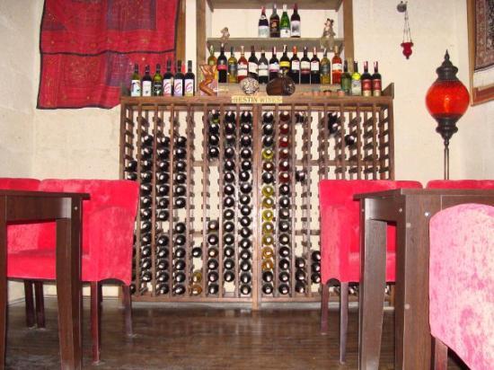 Ailanpa Wine Bar: Urgup, Ailanpa wine house, Turquie