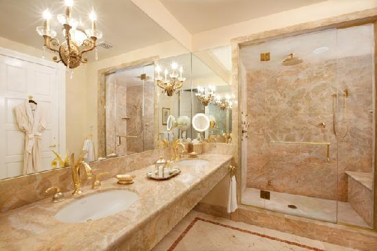 Santa Ynez Inn: New Bathrooms