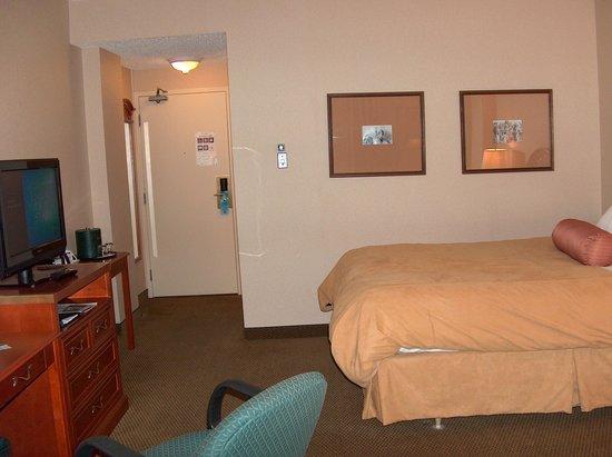Hotel Blackfoot: room
