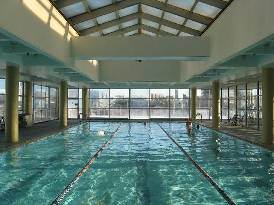 Lovely Pool Picture Of Hyatt Regency Cambridge Overlooking Boston Cambridge Tripadvisor