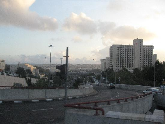 Ramada Jerusalem: Close to downtown