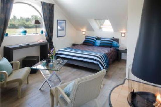 L'Oudon, Frankrijk: Suite La Blue Spa