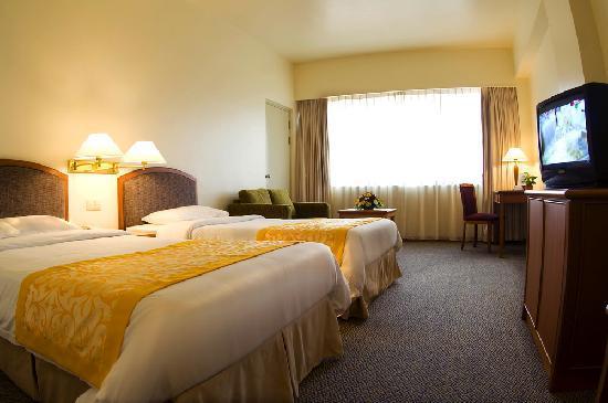 Harbour View Hotel: Deluxe Twin Room