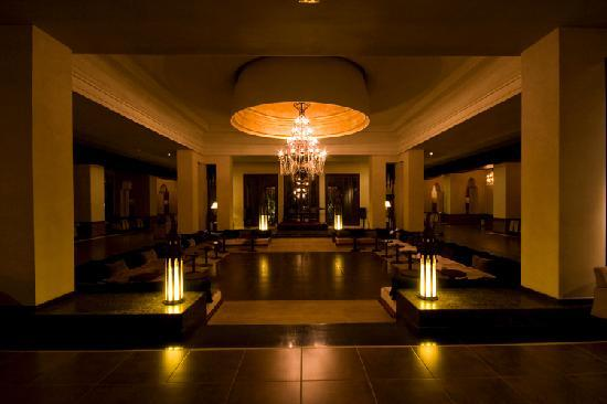 ClubHotel Riu Tikida Palmeraie: lounge & dance floor
