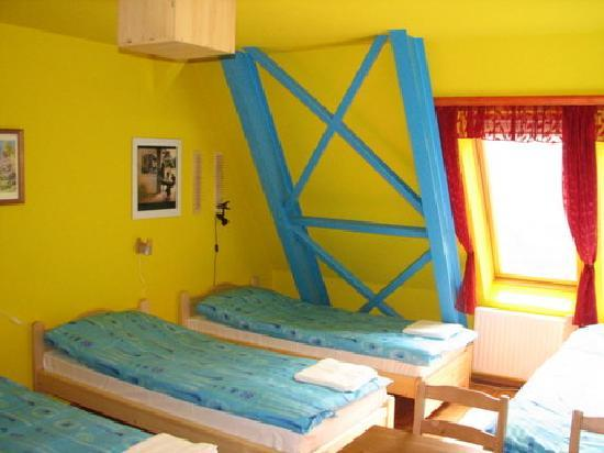 7x24 Central Hostel: Room3