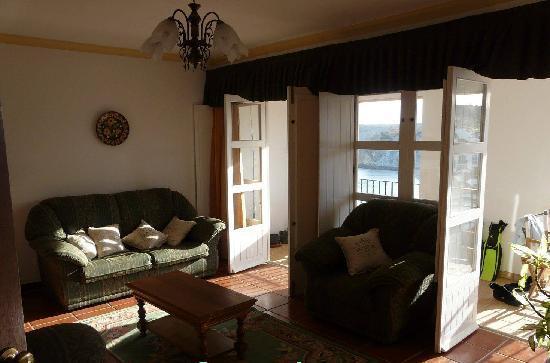 Apartamentos Os Descobrimentos: Living Room