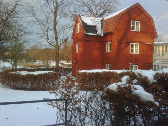 Villa Kallhagen Hotel: View