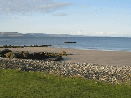 An Corrach Mor: Galway Bay