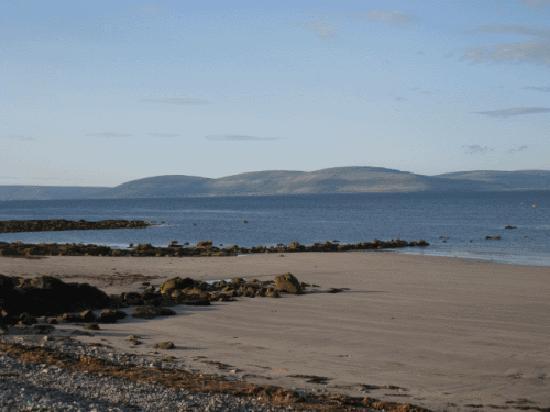 An Corrach Mor: Spiddal Beach