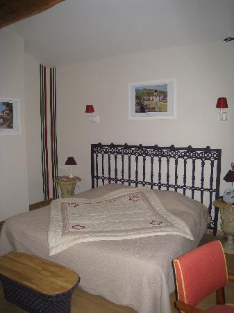 Domaine de Larchey: La Basque room