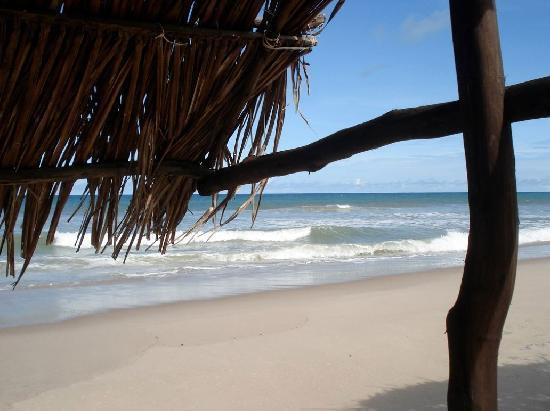 B&B Bela Bahia: Beach