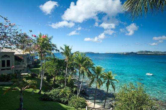 Gallows Point Resort: a view from a room