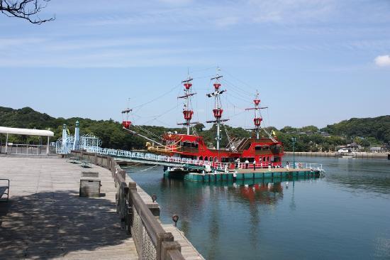 Kujukushima Pearl Sea Resort : 遊覧船