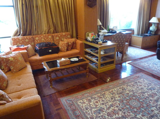 Taksila Hotel: Even more room
