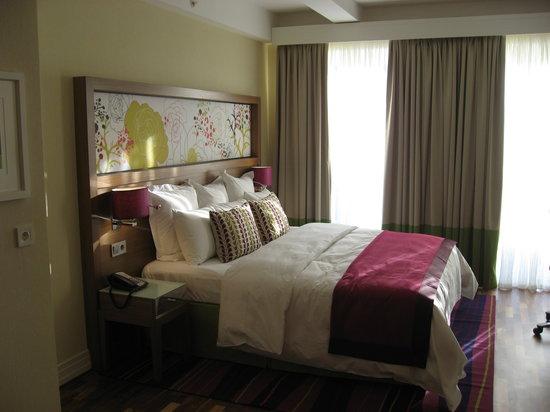 Renaissance Malmo Hotel: rummet