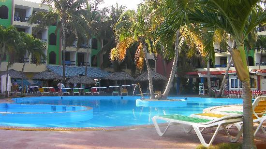 Hotel Club Tropical: Hotel