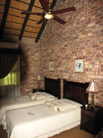Elandela Private Game Reserve: notre chambre