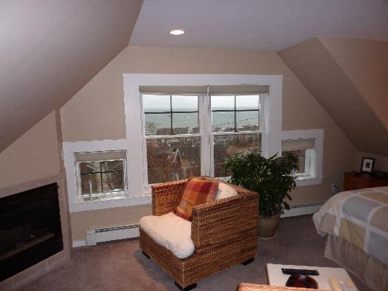 Eagle S Nest Living Room Picture Of Aerie House Provincetown