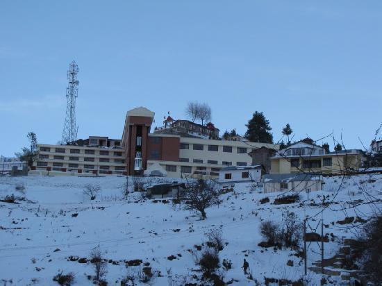 Hotel GMVNL, Auli