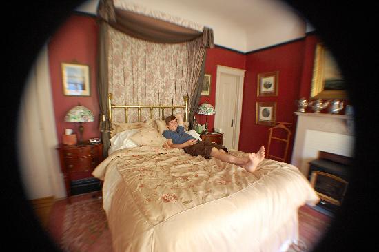 Union Street Inn: The New yorker room