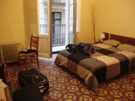 Gabriel la Rambla: camera letto