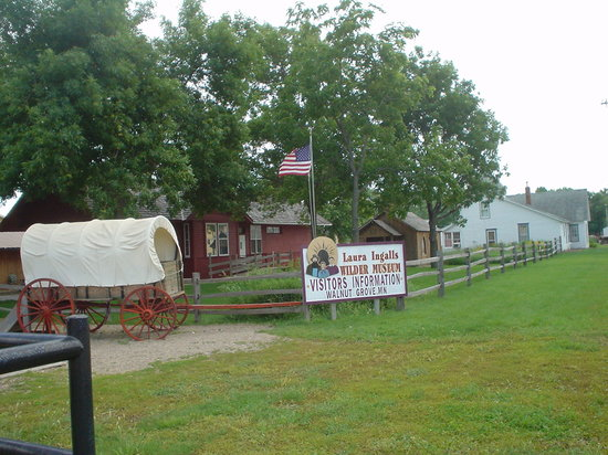 Walnut Grove, MN: Laura Ingalls Wilder Museum