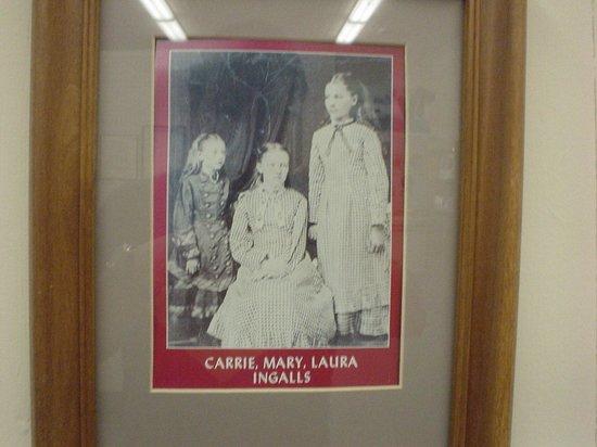 Laura Ingalls Wilder Museum: Ingalls姉妹