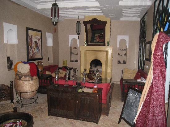 Dar Soukaina: Lounge in Sophia