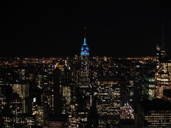 Astor on the Park: Top of the Rock