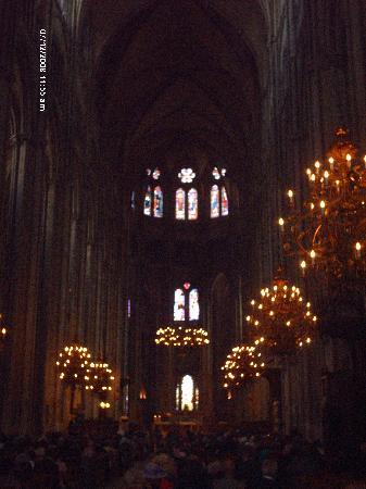 Bourges, Francia: cathedral