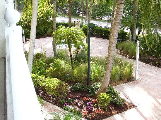 Sanibel Harbour Marriott Resort & Spa: landscape