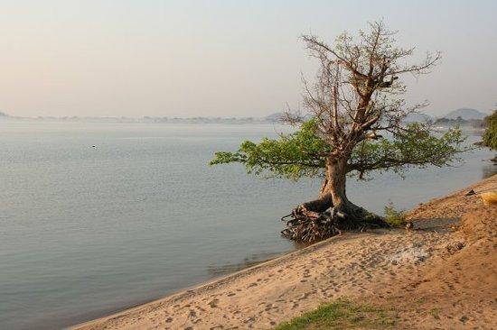Lilongwe, Malavi: where we stayed at the lake
