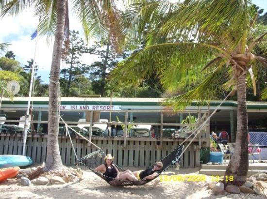 Hook Island, Australien: Airlie Beach, Australia