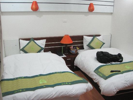 Baamboo Hotel: nice rooms!