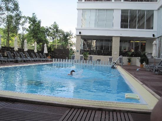 ‪‪Ibis Pattaya‬: Hotel Pool‬