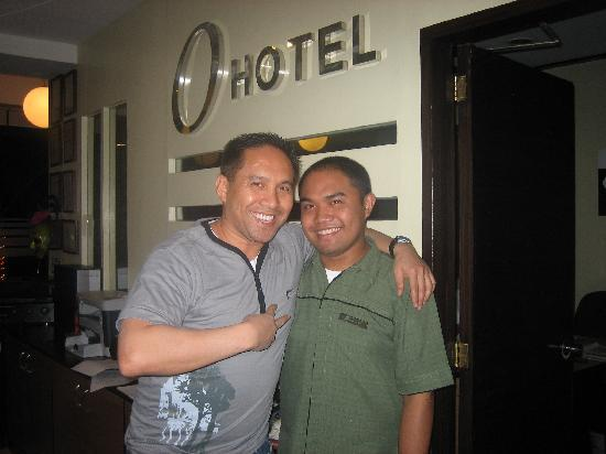 O Hotel: Phil and Ronald