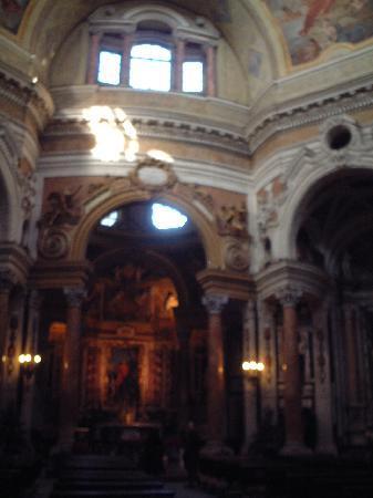 Real Chiesa di San Lorenzo: サン・ロレンツォ教会 礼拝堂